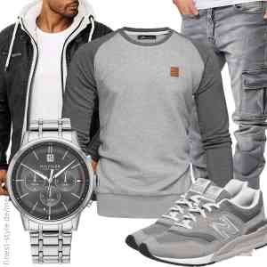 Top herren-Outfit im Finest-Trend-Style für ein selbstbewusstes Modegefühl mit tollen Produkten