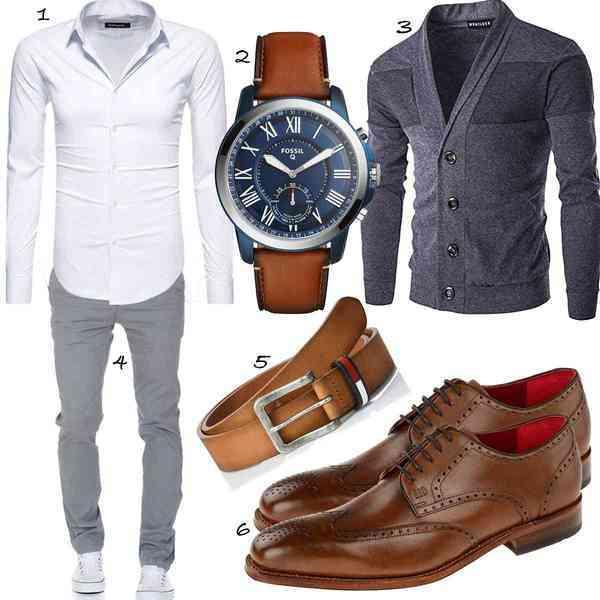 Top herren-Outfit im Finest-Trend-Style für ein selbstbewusstes Modegefühl mit tollen Produkten von ,,,,,,,,,,,