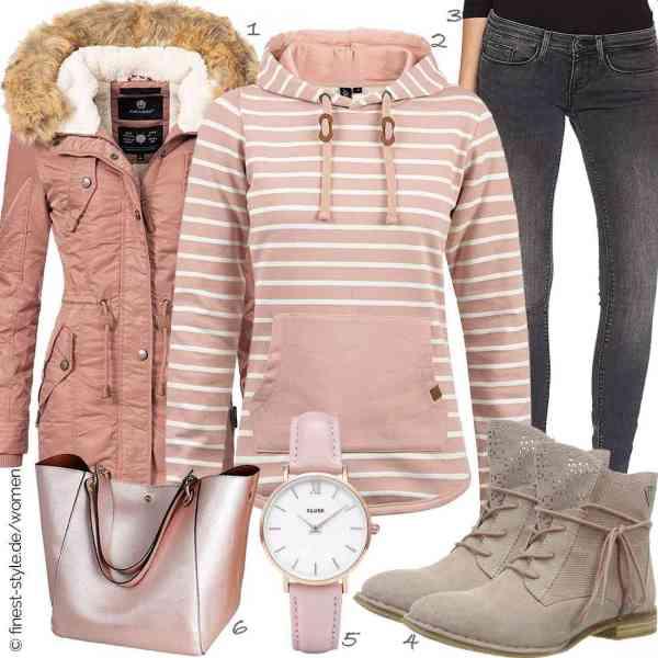 Top herren-Outfit im Finest-Trend-Style für ein selbstbewusstes Modegefühl mit tollen Produkten von Navahoo,BlendShe,ONLY,bugatti,CLUSE,Mkechers