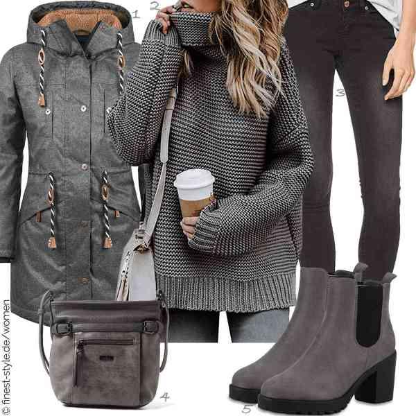 Top herren-Outfit im Finest-Trend-Style für ein selbstbewusstes Modegefühl mit tollen Produkten von BlendShe,Yidarton,Noisy may,TOM TAILOR,stiefelparadies
