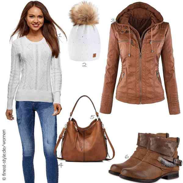 Top herren-Outfit im Finest-Trend-Style für ein selbstbewusstes Modegefühl mit tollen Produkten von oodji Ultra,morefaz,Newbestyle,ONLY,Realer,stiefelparadies