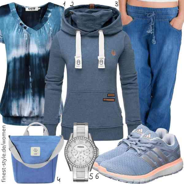 Top herren-Outfit im Finest-Trend-Style für ein selbstbewusstes Modegefühl mit tollen Produkten von ,,Fraternel,,Fossil,