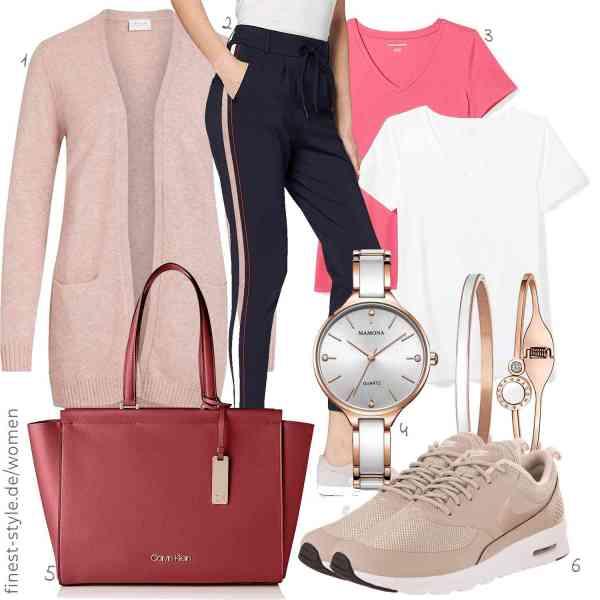 Top herren-Outfit im Finest-Trend-Style für ein selbstbewusstes Modegefühl mit tollen Produkten von ,,,MAMONA,,