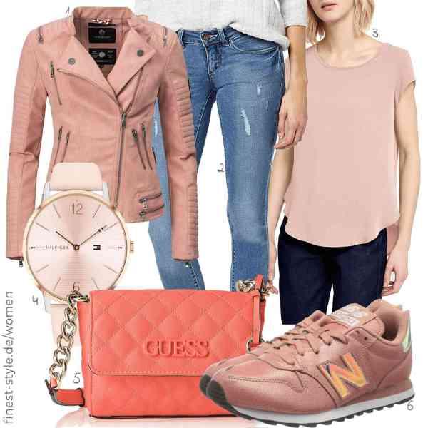 Top herren-Outfit im Finest-Trend-Style für ein selbstbewusstes Modegefühl mit tollen Produkten von Marikoo,ONLY,,,Guess,