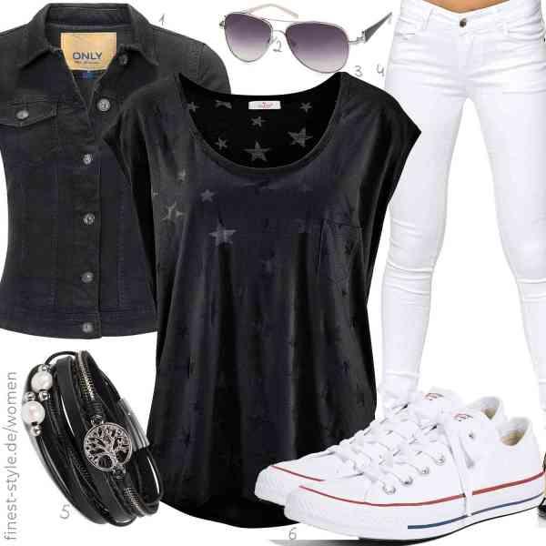 Top herren-Outfit im Finest-Trend-Style für ein selbstbewusstes Modegefühl mit tollen Produkten von ,styleBREAKER,,Elara,styleBREAKER,