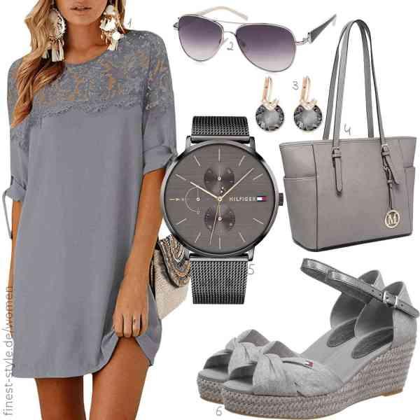 Top herren-Outfit im Finest-Trend-Style für ein selbstbewusstes Modegefühl mit tollen Produkten von ,styleBREAKER,,,TOMMY HILFIGER,