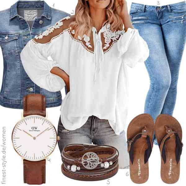 Top herren-Outfit im Finest-Trend-Style für ein selbstbewusstes Modegefühl mit tollen Produkten von ONLY,,,Daniel Wellington,,