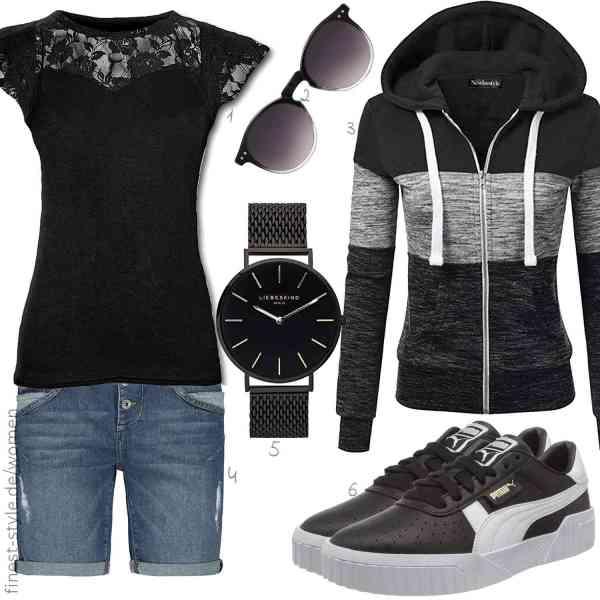 Top herren-Outfit im Finest-Trend-Style für ein selbstbewusstes Modegefühl mit tollen Produkten von ,,,Fresh Made,,
