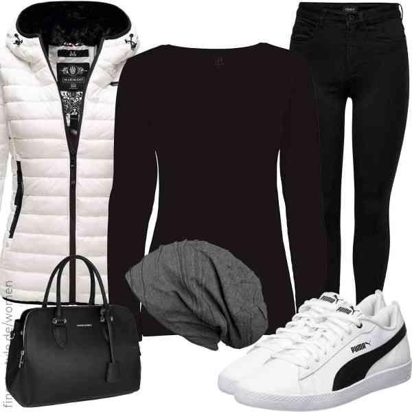 Top herren-Outfit im Finest-Trend-Style für ein selbstbewusstes Modegefühl mit tollen Produkten von ,,ONLY,David Jones,styleBREAKER,