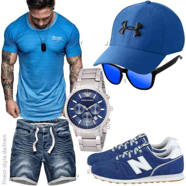 Top herren-Outfit im Finest-Trend-Style für ein selbstbewusstes Modegefühl mit tollen Produkten von ,,,,Emporio Armani,