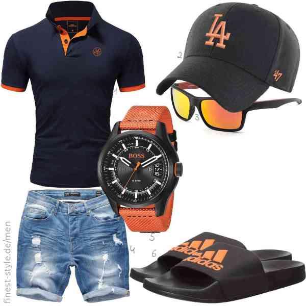Top herren-Outfit im Finest-Trend-Style für ein selbstbewusstes Modegefühl mit tollen Produkten von ,,,Amaci&Sons,,