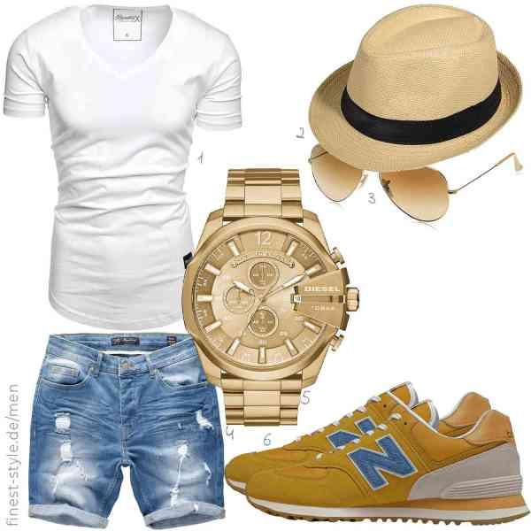 Top herren-Outfit im Finest-Trend-Style für ein selbstbewusstes Modegefühl mit tollen Produkten von REPUBLIX,Miobo,,Amaci&Sons,Diesel,