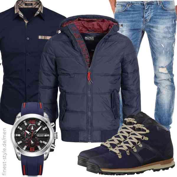 Top herren-Outfit im Finest-Trend-Style für ein selbstbewusstes Modegefühl mit tollen Produkten von ,,Amaci&Sons,,