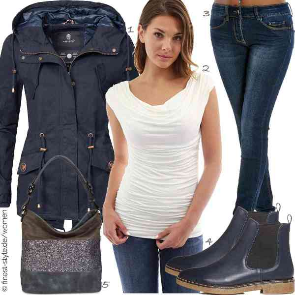 Top herren-Outfit im Finest-Trend-Style für ein selbstbewusstes Modegefühl mit tollen Produkten von Marikoo,PattyBoutik,Daleus,find.,styleBREAKER