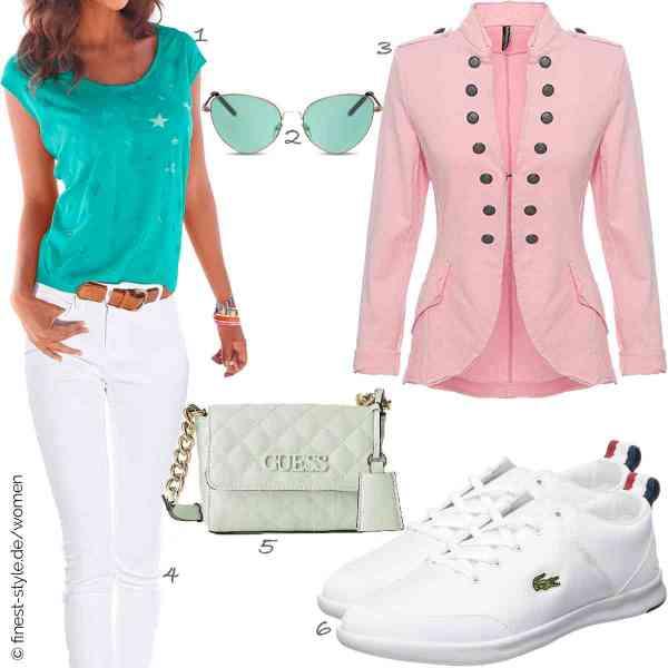 Top herren-Outfit im Finest-Trend-Style für ein selbstbewusstes Modegefühl mit tollen Produkten von Uniquestyle,Cheapass,YSU,ONLY,Guess,Lacoste