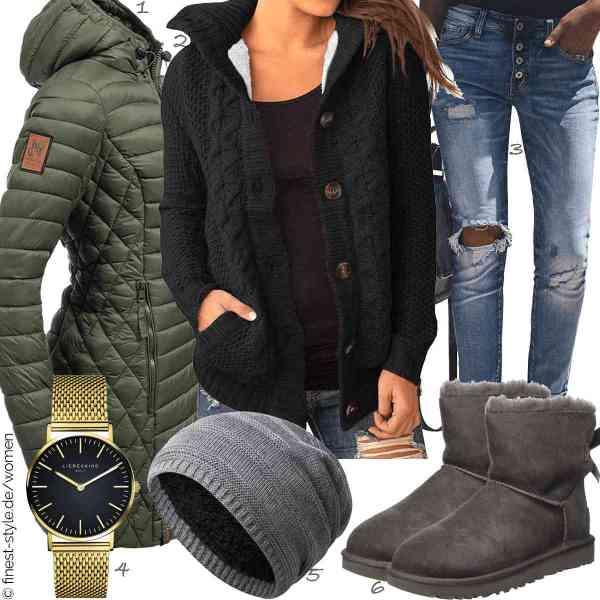 Top herren-Outfit im Finest-Trend-Style für ein selbstbewusstes Modegefühl mit tollen Produkten von Navahoo,Happy Sailed,Yidarton,Liebeskind Berlin,Amaci&Sons,UGG Australia