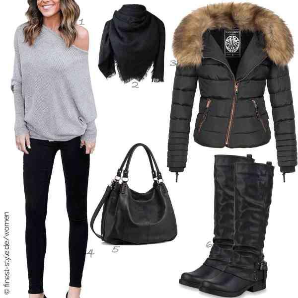 Top herren-Outfit im Finest-Trend-Style für ein selbstbewusstes Modegefühl mit tollen Produkten von BAINASIQI,Glamexx24,Navahoo,ONLY,stiefelparadies,WISHESGEM