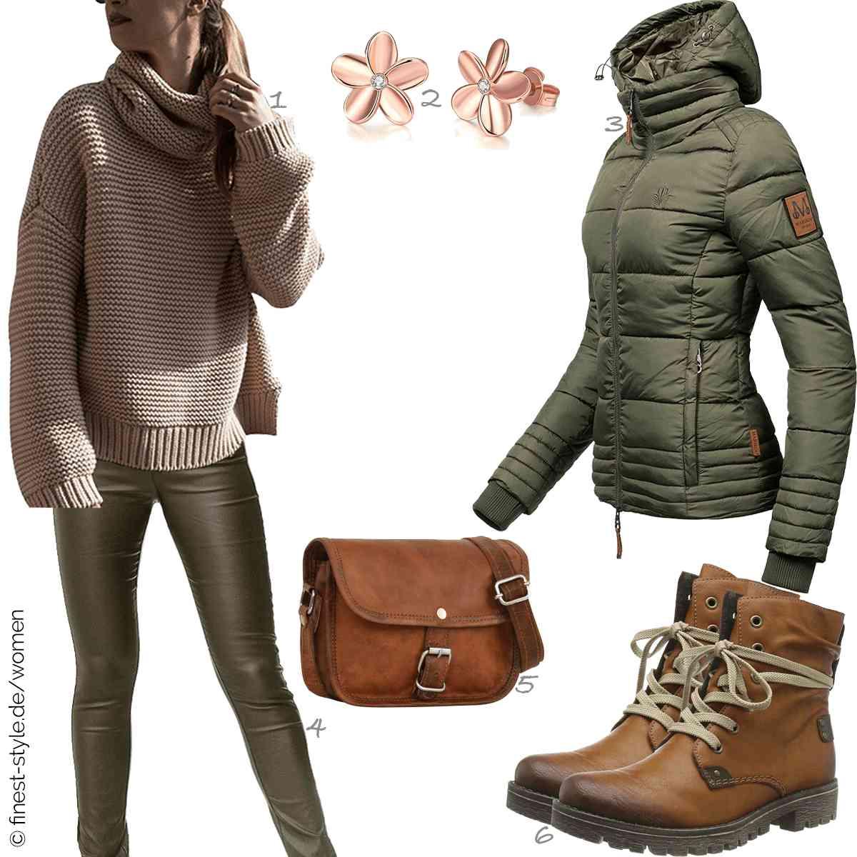 Top damen-Outfit im Finest-Trend-Style für ein selbstbewusstes Modegefühl mit tollen Produkten