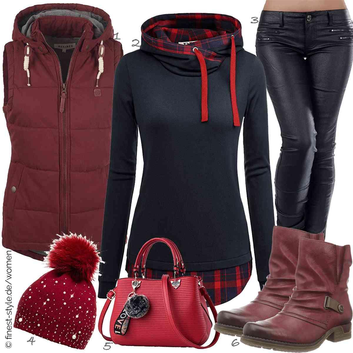 Top herren-Outfit im Finest-Trend-Style für ein selbstbewusstes Modegefühl mit tollen Produkten von DESIRES,DJT,Diva-Jeans,CASPAR Fashion,NICOLE&DORIS,Rieker