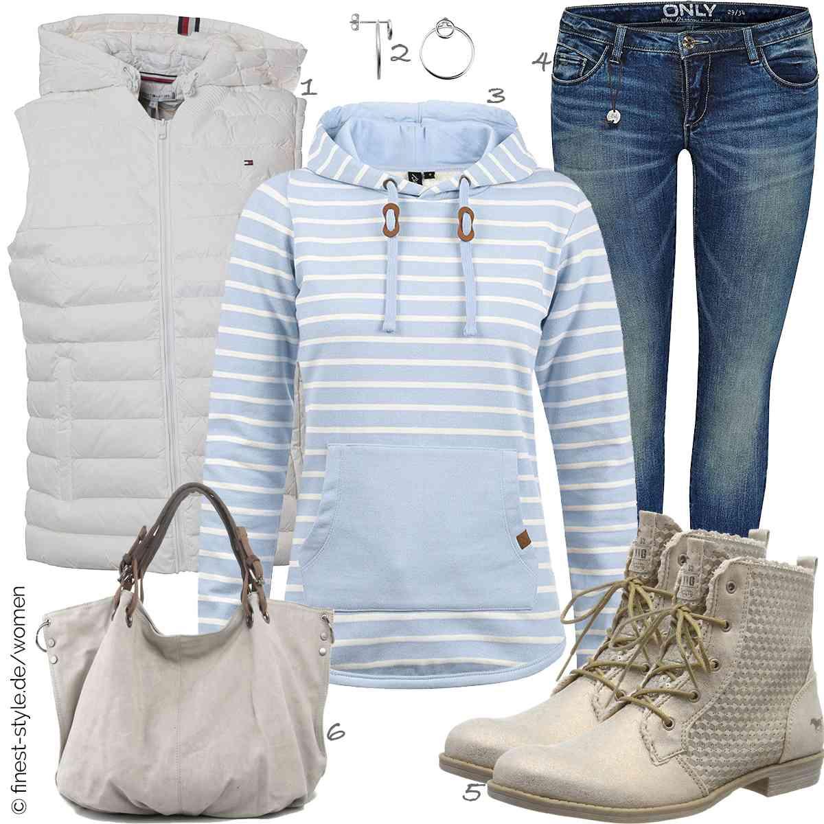 Top Herren-Outfit im Finest-Trend-Style für ein selbstbewusstes Modegefühl mit tollen Produkten von Tommy Hilfiger,Sofia Milani,BlendShe,ONLY,MUSTANG,P.KU.VDSL