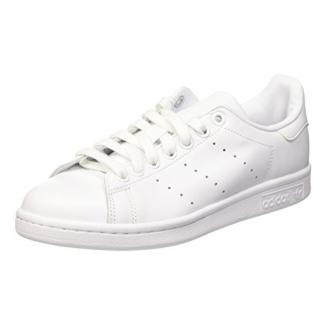 adidas Originals Stan Smith S75104, Herren Low-Top Sneaker, Weiß (Ftwr White/Ftwr White/Ftwr White), EU 44