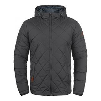 BLEND Divior 20701031ME Jacke, Größe:XL;Farbe:Phantom Grey (70010)
