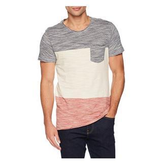 Blend Herren T-Shirt 20704979, Blau (Mood Indigo Blue 74648), X-Large