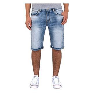 by-tex Herren Shorts Herren kurze Hosen Herren kurze Jeans Hose Bermuda Shorts Sommer Hose A370