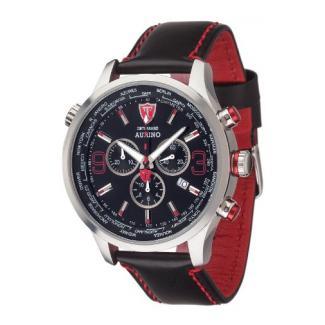 DETOMASO Herren-Armbanduhr Aurino Analog Quarz DT1061-F