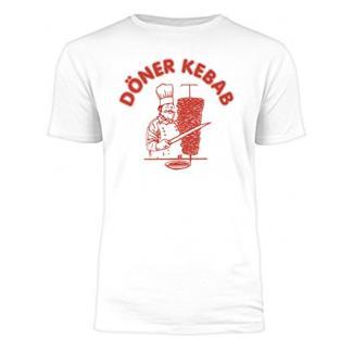 Döner Kebab - Unisex T-Shirt - Größe L