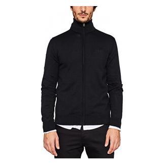 ESPRIT Herren Pullover 997EE2I802, Schwarz (Black 001), XX-Large