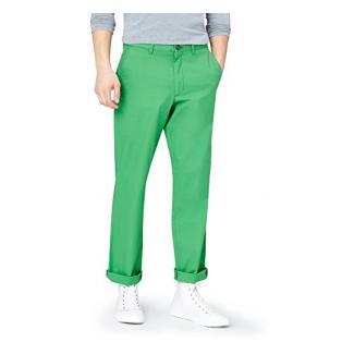 FIND Herren Chino-Hose, Grün (Green), W40/L32 (Herstellergröße: 40)