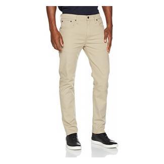 Levis Herren Tapered Fit Jeans 502 Regular Taper, Beige (Punk Star-True Chino 0009), W36/L32