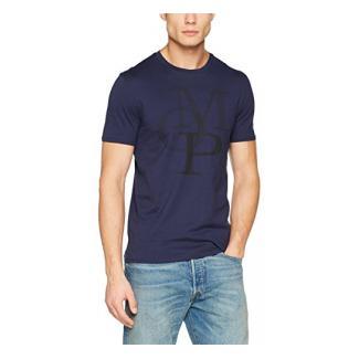 Marc OPolo Herren T-Shirt 821222051264, Blau (Moonblue 873), XL