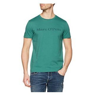 Marc OPolo Herren T-Shirt 822222051230, Grün (Acid Green 445), XXL