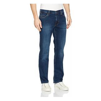 MUSTANG Tramper Herren Straight Jeans, Blau (Dark 5000-882), W38/L34, 1005224