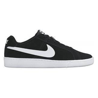 Nike Court Royale Suede, Herren Low-Top Sneaker, Mehrfarbig (Negro/Blanco AA), 46 EU