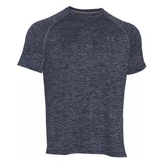 Under Armour Ua Tech Ss Tee Herren Fitness - T-Shirts & Tanks, Blau (Academy), 3XL