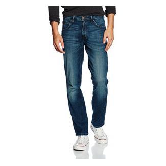 Wrangler Herren Arizona Stretch W12O7777U Jeans, Blau (Green Sky), 38/36(UK)